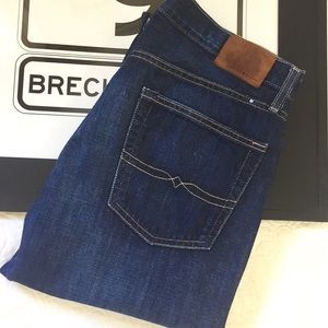 Lucky Brand Original Straight Jean 32x32